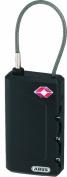 ABUS 530944 TSA-Certified Cable Lock 148/30 B