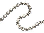 Faithfull 3.2mm x 10m Ball Chain Chrome