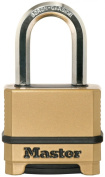Master Lock M175EURDLF Excell 50mm 4 Digit Resettable Combination Padlock