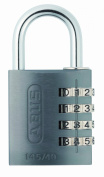 ABUS 145/40 Combination Padlock - Titanium