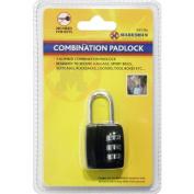 Marksman - 25mm Combination Padlock - 3 Number