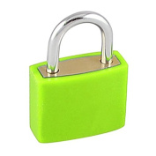 Sonline Rectangle Drawer Cabinet Suitcase Toolbox Padlock Green 23mm w 2 Keys
