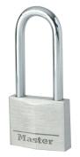 Master Lock 9140EURDLH 40mm Aluminium Padlock with Long Shackle