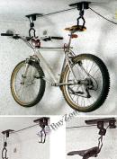 Bike Bicycle Garage Storage Lift Bike Rack Hoist 20kg Capacity Heavy Duty Hanger