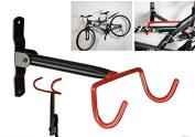 Generic Garage Wall Bicycle Bike Storage Rack Mount Hanger Hook Holder with Screws