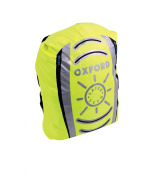 Oxford Bright Universal Waterproof Cover for Backpacks - Yellow