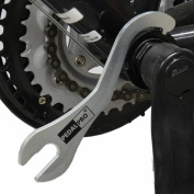 PedalPro Bicycle Bottom Bracket Lock Ring & 15mm/16mm Spanner Tool