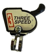 3 Speed Bike Gear Lever / Trigger Suitable For Sturmey Archer Gear Systems