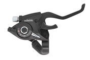 Shimano Altus STEF51 EZ Fire 7 SPEED Right Hand Only Bike Sti Gear & Bicycle Brake Lever BLACK