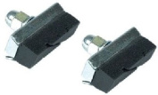 Clarks CP100 - Standard 35mm X-Pattern Blocks for Weinmann, Raleigh & Other Callipers - Carded