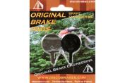 1 Pair Avid BB5 Bike Disc Brake Pads with Spring BB 5 MTB Disco Semi-Metallic