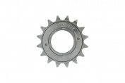 Sun Race 18 Teeth Free Wheel for Chain - Chrome, 1.3cm x 0.3cm