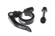 RSP Quick Release Seat Collar - Black, 3.18 cm
