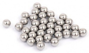 Weldtite 0.5cm Ball Bearings, Loose Precision Bearings, 1 bag x 24 balls