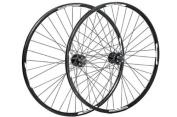Raleigh Quick Release Neuro Tru Build Front Wheel - Black, 29 mm
