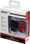 2015 Infini Lava Light Black Twinpack - Black