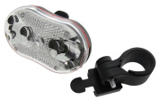 Am-Tech 9 LED Front Bicycle Light