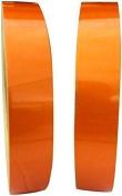 Cycling Self Adhesive Orange Reflective Tape 25mm X 5m