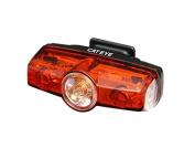 CATEYE Rapid Mini RC, Rear Rechargeable Light