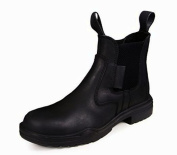 New Black Brown Real Leather Horse Riding Steel Toe Equestrian Showing Jodhpur Dressage Jodphur Boots All Sizes Uk 3 4 5 6 7 8 9 10