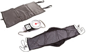 Matt Hayes Sling Unhooking Mat and Scales - Black