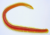 Rag Worm Soft Baits 140mm Highly Realistic Styles and Colours 1 Pack of 5 Worms