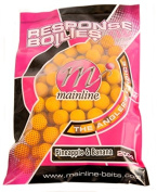 Mainline New Carp Fishing Pineapple & Banana Boilies 15MM Handy Pack.