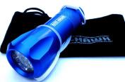 NITE-HAWK golfball predator (blue)-perfect golf gift: