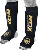 RDX MMA Shin Instep Foam Pad Support Boxing Leg Guards Foot Protective Gear Kickboxing