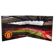 Manchester United Leather Stadium Wallet