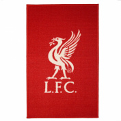 Liverpool Football Club Crest Rug