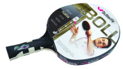 Butterfly Timo Boll Silver Table Tennis Bat - Red