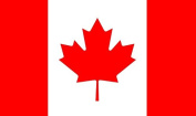 Country National Flag 1.5m x 0.9m - Canada