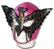 Pink Butterfly Wrestling Lucha Libre Mexican mask