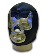 Blue Demon adult size Mexican Lucha Libre wrestling mask