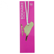 Pluto Produkter Bookmark Metal Bird Design Gold-Coloured