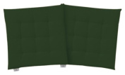 Tom Tailor 580854 Chair Cushion with Filling T-Dove 40 x 40 cm Quilted Dark Green