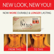 NECKTite MAGIC - The Instant Neck Lift - Look Years Younger in an Instant - 12 Applications