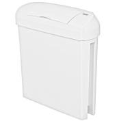 Intima 23 Litre Automatic Sanitary Bin - White