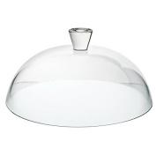 Utopia Patisserie Glass Cake Dome 12.5inch / 32cm - Utopia Cake Dome with Handle