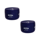 "2 x Nivea Creme, 200ml - - ""Shipping by FEDEX/DHL"""