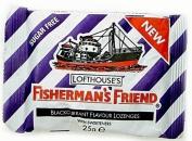 FISHERMANS FRIEND BAG BLACKCURRANT (PURPLE) - 25 G