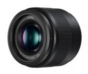 Panasonic H-H025E-K LUMIX G 25 mm/F1.7 ASPH Lens - Black