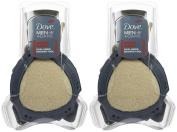 Dove Men +Care Shower Tool - 2 pk