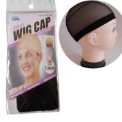 FUNOC® 2pcs Unisex Stocking Wig Liner Cap Snood Nylon Stretch Mesh