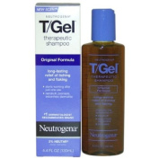 Neutrogena T/Gel Therapeutic Shampoo Original Formula, Dandruff Treatment, 130ml