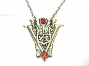 Twilight New Moon Crest Volturi peaks tower clock necklace Pendant