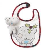 Tiny Tatty Teddy Me To You Christmas Bib and Teddy Bear Soft Toy