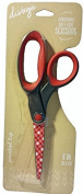 Divoga Contoured Soft-grip Scissors Pointed Tip