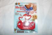 Rexlace Lacing Heart Health Awareness Kit
